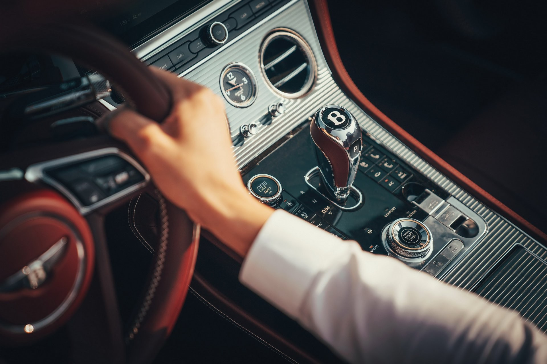 Foto de Bentley Continental GT Convertible 2019 (19/35)