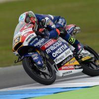 Niccolò Antonelli se rompe la clavícula tras pisar una mancha de aceite, no correrá en Sachsenring