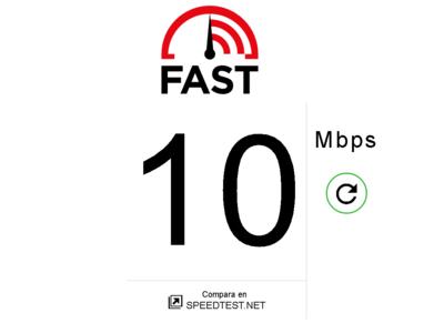 Fast.com, Netflix lanza su app en iOS y Android para saber qué tan rápida es tu conexión