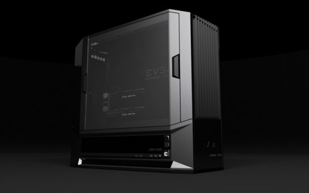 EVGA Gaming Case es el prototipo de su primer gabinete Full Tower
