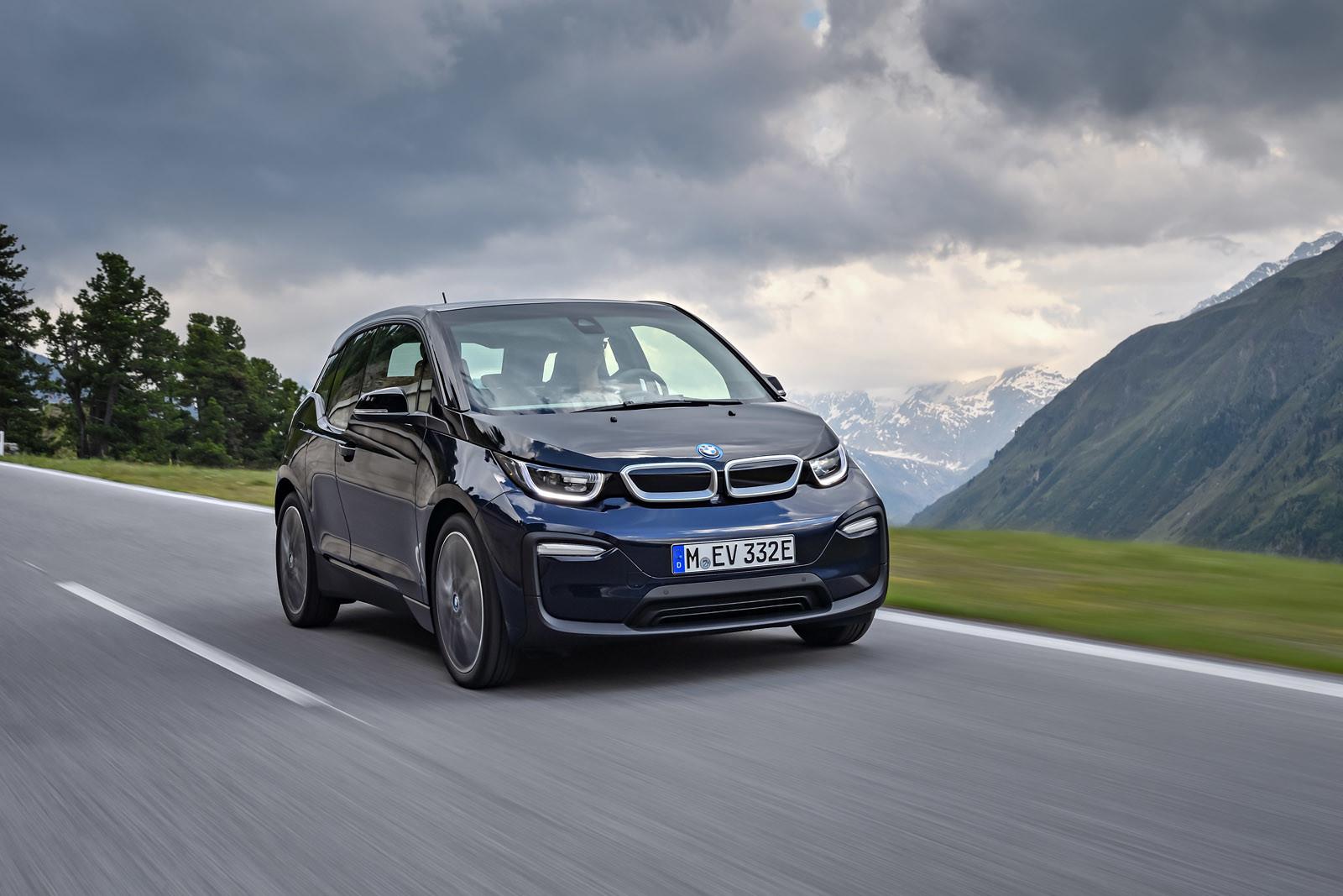 Foto de BMW i3 y i3s 2018 (10/139)