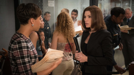 'The Good Wife' está en modo inercia