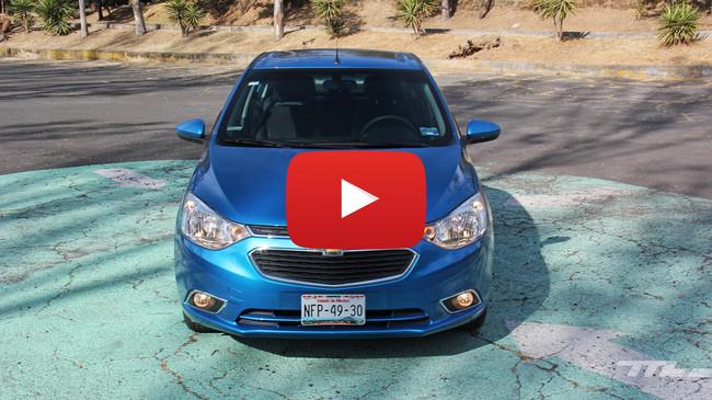 Chevrolet Aveo 2018, videoprueba: Muchas novedades y detalles heradados de su generación anterior