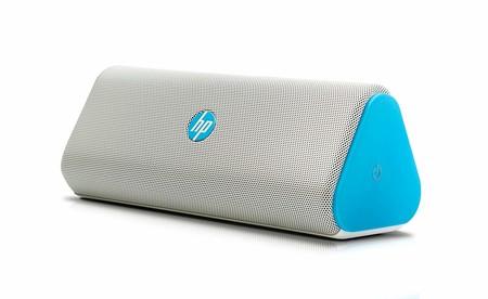 Oferta de Amazon en el altavoz portátil HP Roar Plus: ahora cuesta 49,87 euros con envío gratis