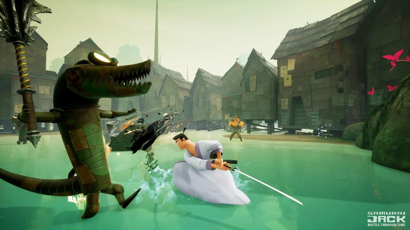 Anunciado Samurai Jack: Battle Through Time, un nuevo juego de ...