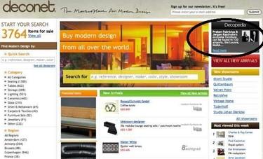 Decopedia, enciclopedia de decoración online