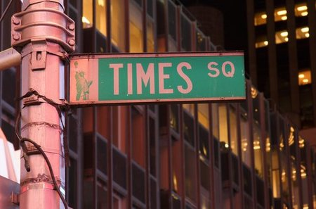 Wifi gratis en Times Square, New York