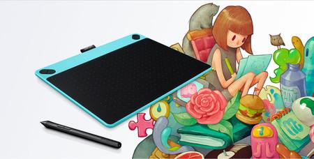 Tableta gráfica Wacom Intuos Art a 157 euros en Amazon