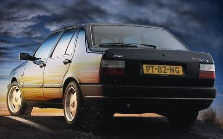 Fiat Croma TD (1988)
