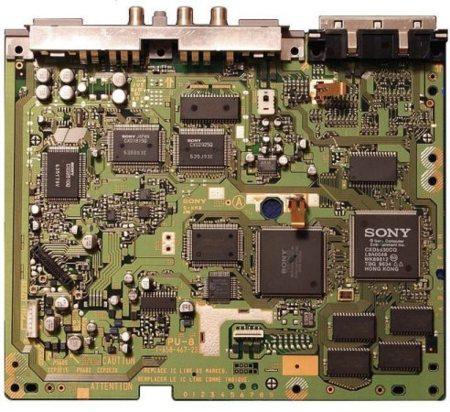 Sony PSX Motherboard