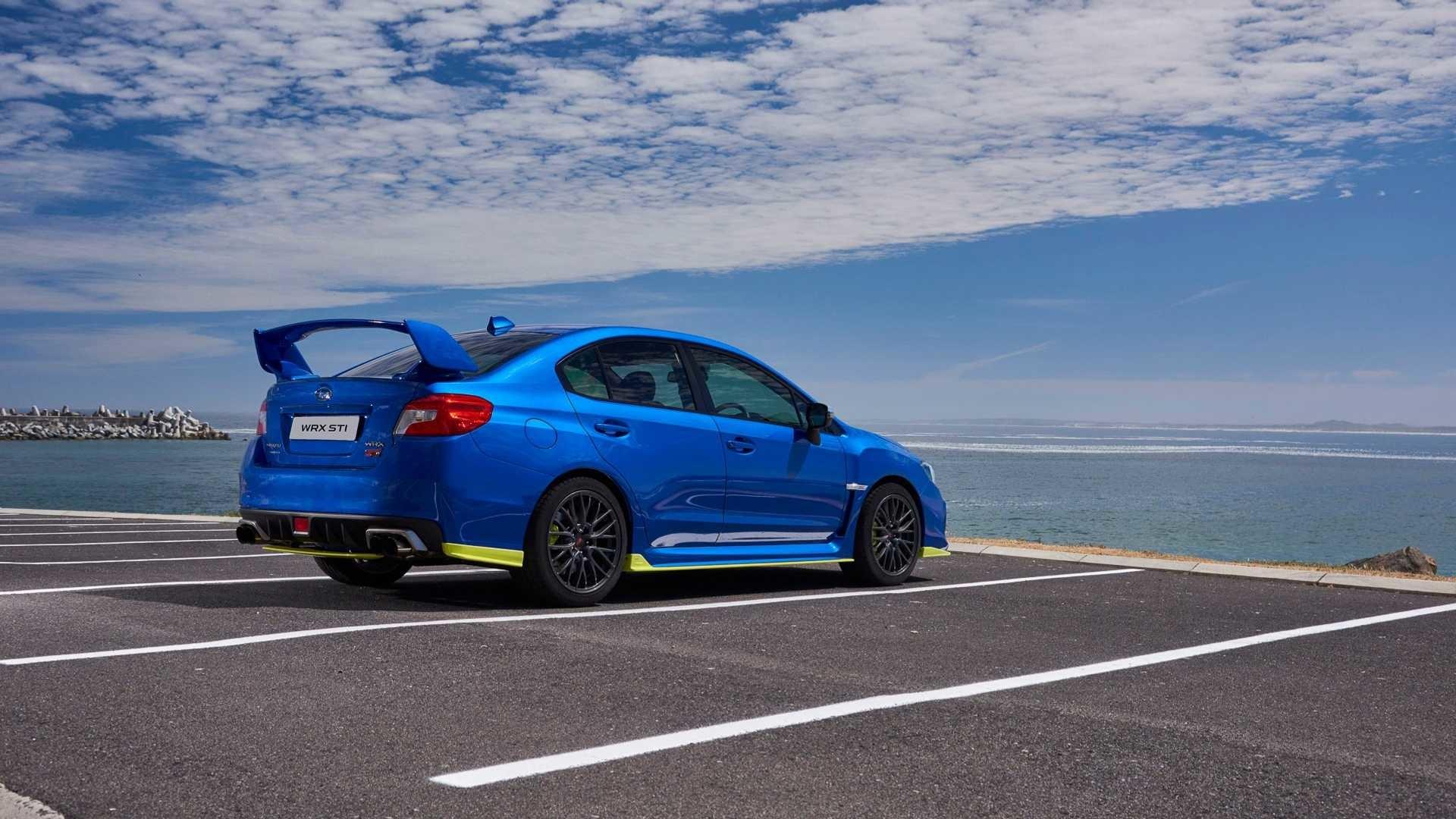 Subaru WRX STi Diamond Edition 2019