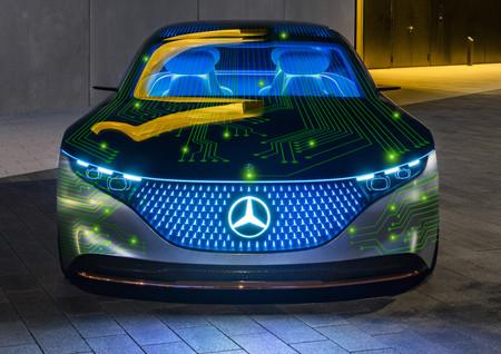 Mercedes-Benz implementará en sus coches un nuevo software de NVIDIA que tendrá actualizaciones al estilo Tesla