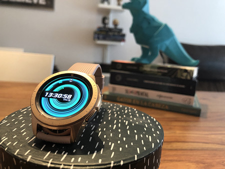 Reloj Samsung Galaxy Watch Analisis Experiencia Review 13