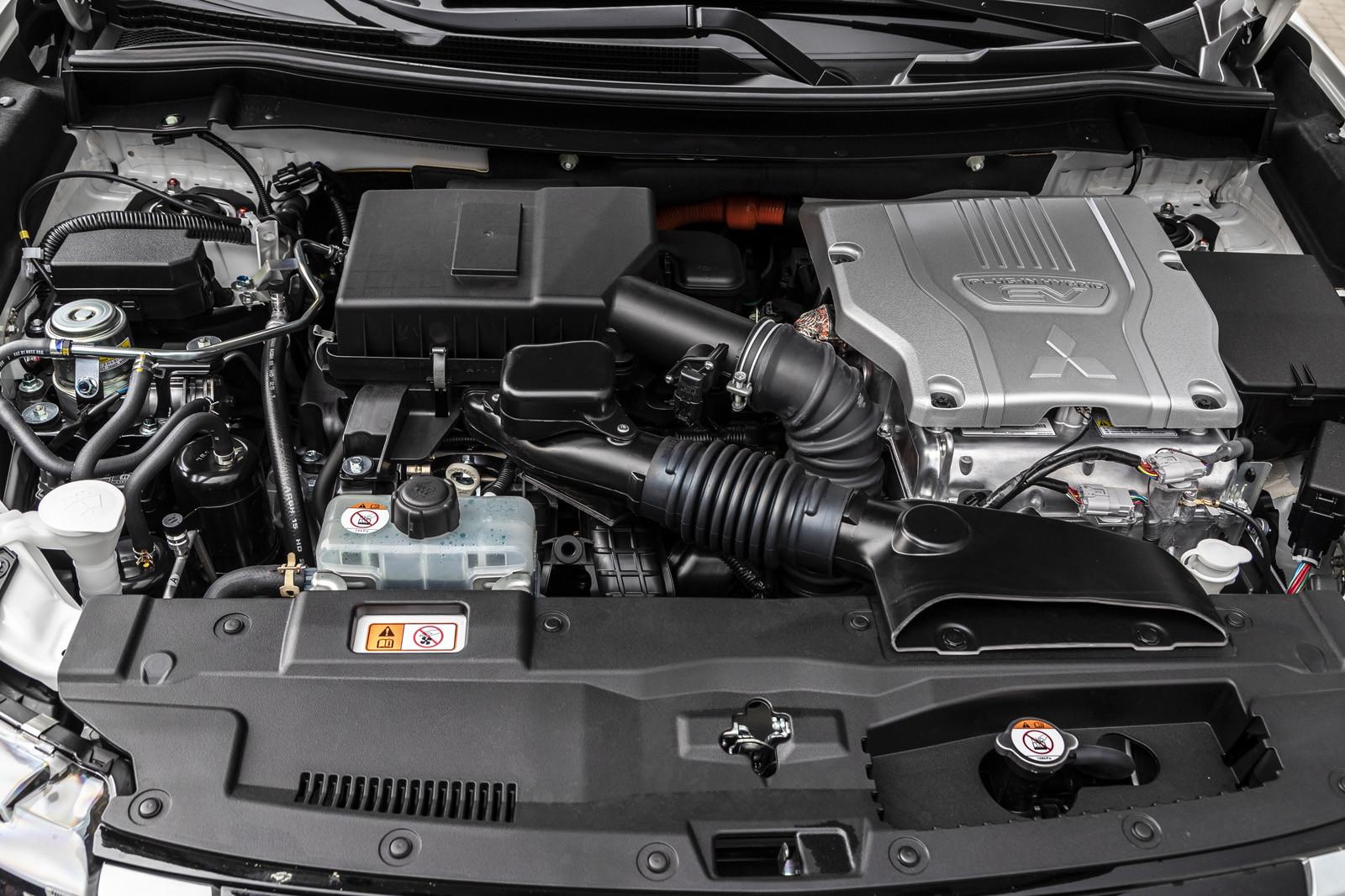 Foto de Mitsubishi Outlander PHEV 2019 (presentación) (49/69)