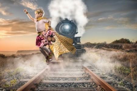 Los sueños de los niños con cáncer hechos realidad en un precioso proyecto fotográfico