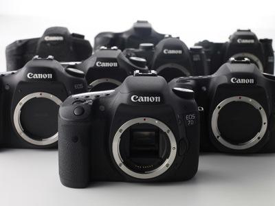 Canon actualiza el firmware de la EOS 7D