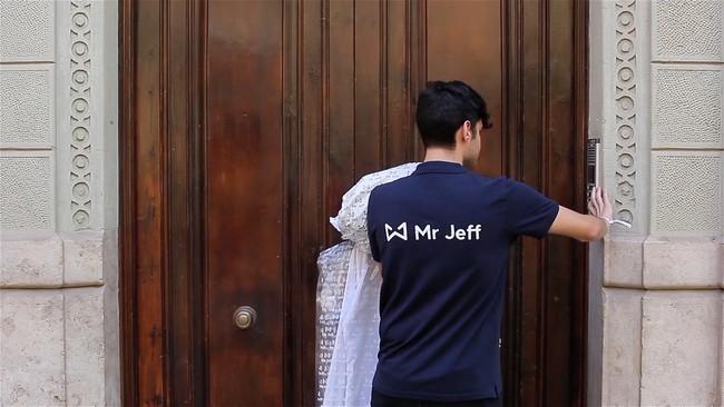 Mr Jeff llega a México, así funciona el servicio español de lavandería y tintorería a domicilio
