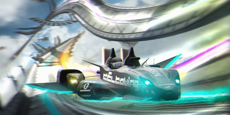 Wipeout (Nissan DeltaWing)