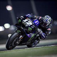 Maverick Viñales lidera el festival Yamaha y Álex Márquez se ha roto un dedo del pie en los test de MotoGP