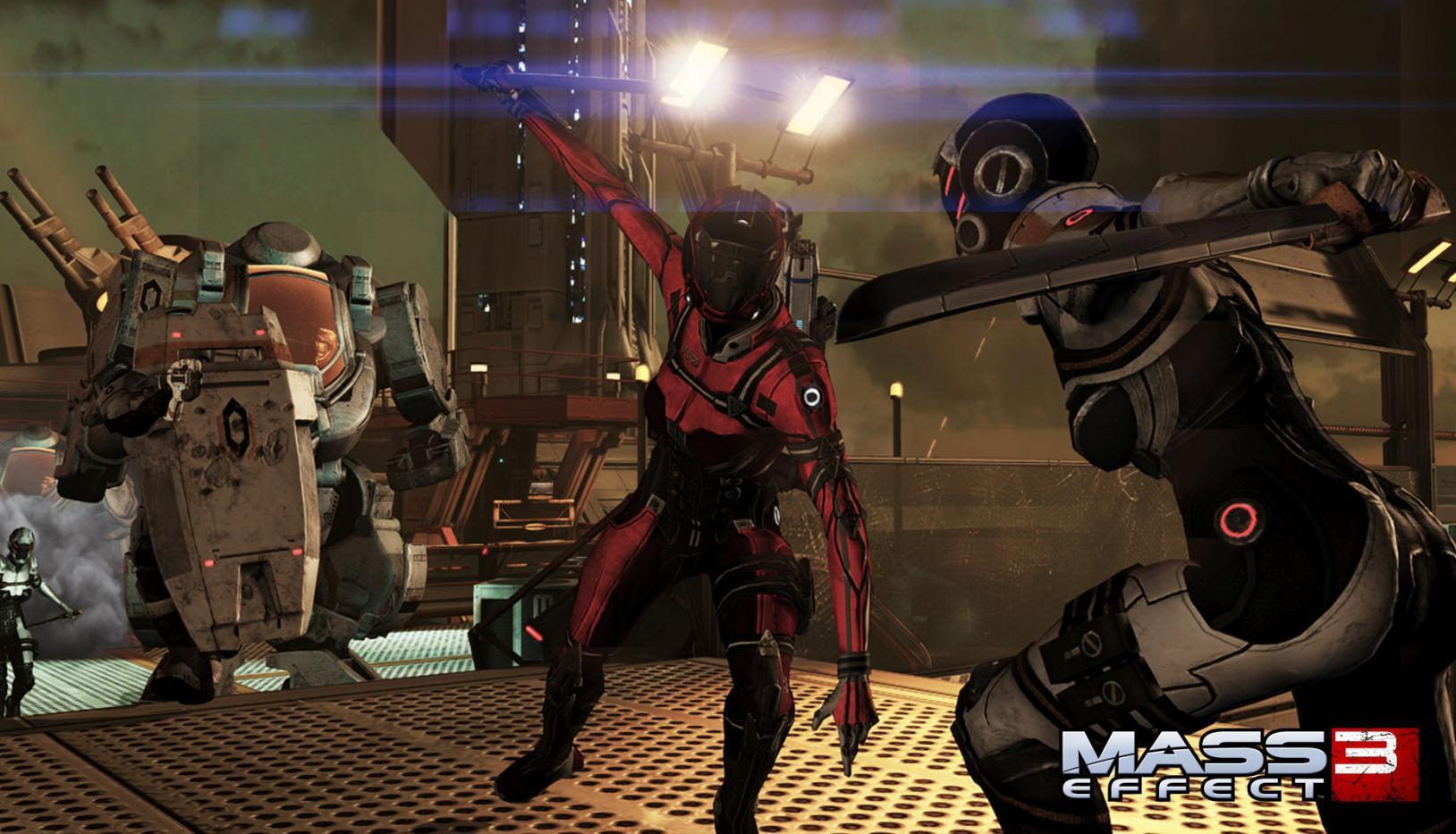 Foto de Mass Effect 3: Earth (3/4)