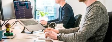 Cinco estiramientos en la oficina para que tu espalda y cuello no sufran más de la cuenta