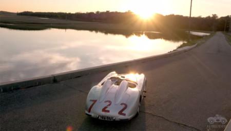 Récord de Stirling Moss en la Mille Miglia