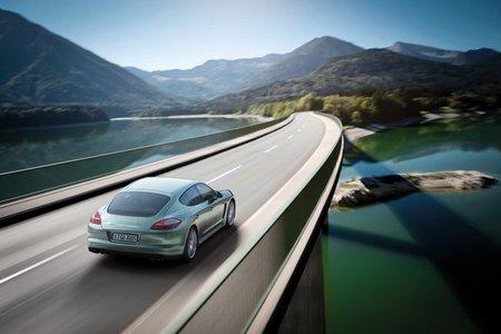 El Porsche Panamera Diesel empieza con buen pie en España y Portugal