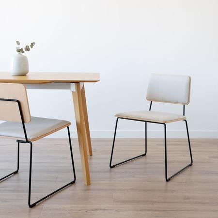 """Con las sillas personalizables de Slow Deco podrás diseñar con un """"click"""" la silla que mejor le vaya a tu casa"""