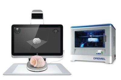 HP Sprout por fin consigue escanear objetos 3D de forma sencilla con este accesorio