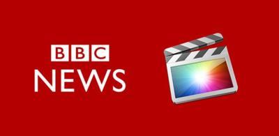 La BBC apuesta por Final Cut Pro X como editor para sus noticias