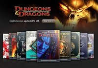 Clásicos de 'Dungeons & Dragons' al 60% en Good Old Games