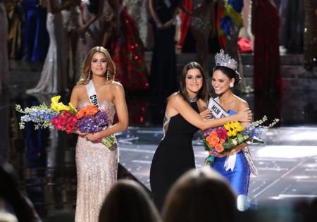 ¡Miss Universo por unos minutos! El video que se ha hecho viral gracias a un error entre Colombia y Filipinas