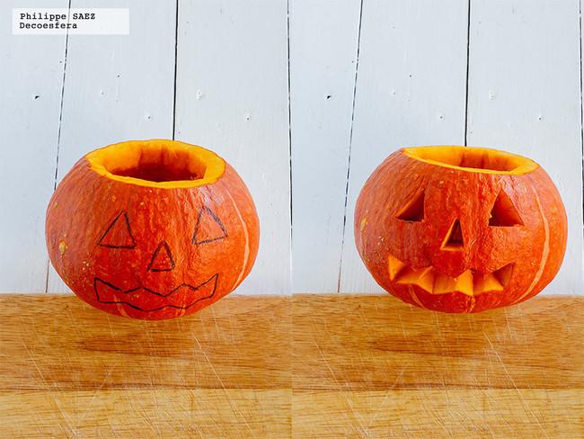 Calabaza Halloween Diy 2