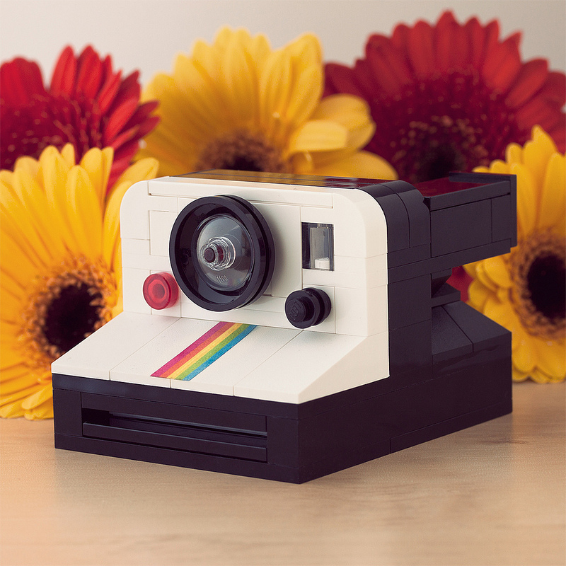 Foto de Modelos Lego de tecnología retro (6/8)