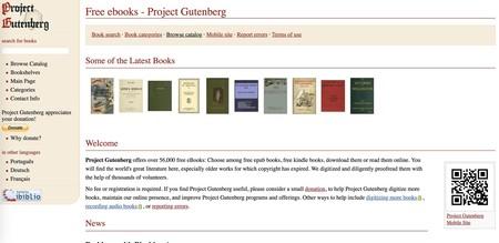 Proyect Gutenberg