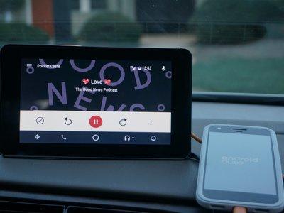 Ya puedes crear tu propia consola Android Auto para el coche con una Raspberry Pi y una pantalla táctil