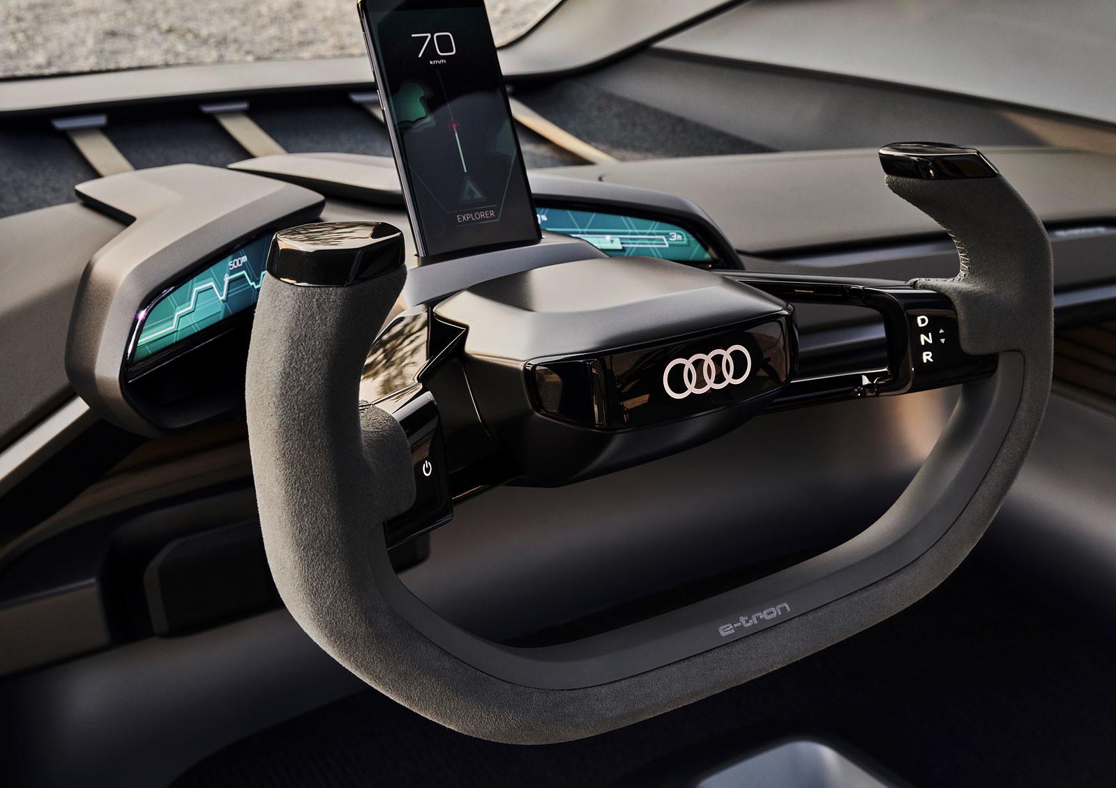 Foto de Audi AI:TRAIL quattro (2/9)