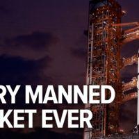 Estos son todos los cohetes que nos han llevado al espacio