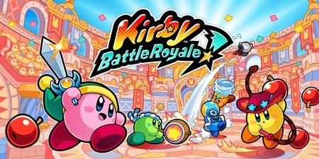 La demo de Kirby Battle Royale ya se puede descargar en la eShop de Nintendo 3DS