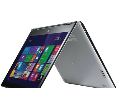 Oferta Flash: convertible Lenovo Yoga 3-14, con SSD de 128GB, por 499 euros y envío gratis