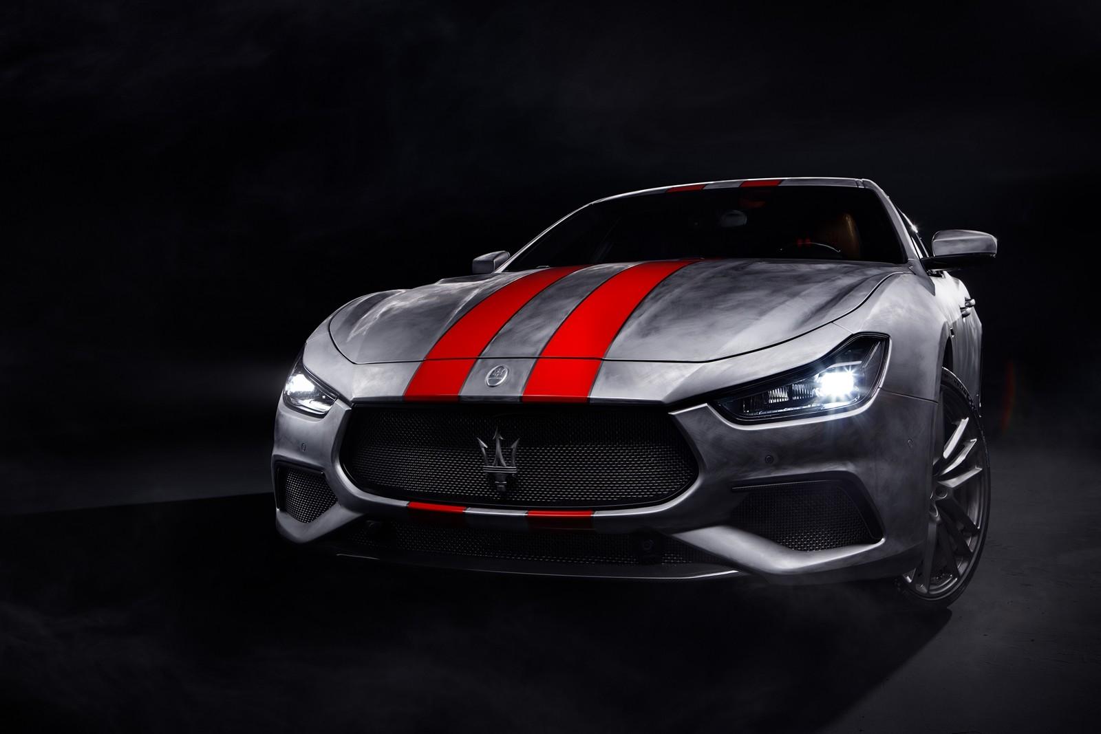 Foto de Maserati Fuoriserie (4/52)