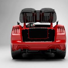 Foto 1 de 5 de la galería ford-mustang-carrito-de-golf en Motorpasión