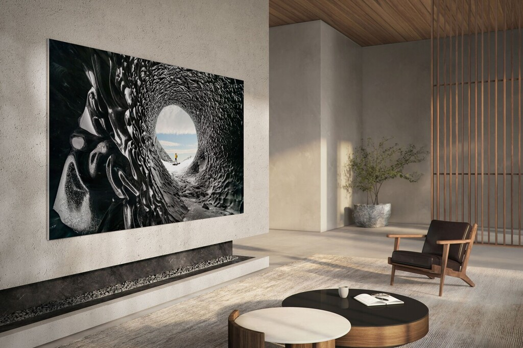 2021 es el año del MicroLED para Samsung: los primeros televisores con esta tecnología llegan este marzo y estarán disponibles desde las 76 pulgadas
