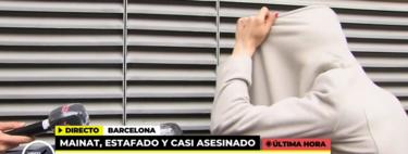 Estos periodistas presencian una agresión en la casa de Josep Maria Mainat y acaban llamando a la policía: la historia de un 'scort'