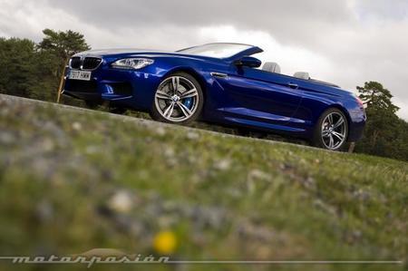 BMW M6 Cabrio F12, prueba (equipamiento y seguridad)