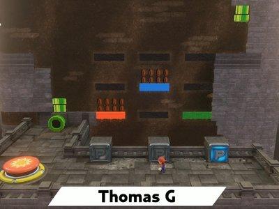 Tres nuevas zonas de Super Mario Odyssey se han dejado ver en el Nintendo World Championship
