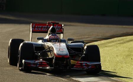 McLaren pasa de florituras y apuesta por la sobriedad