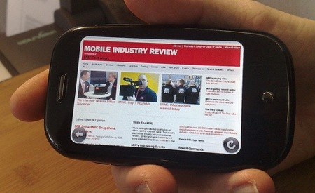 La Palm Pre se sincroniza con iTunes, ¿una nueva estrategia?