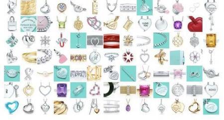 San Valentín en Tiffany's, regalos para ella