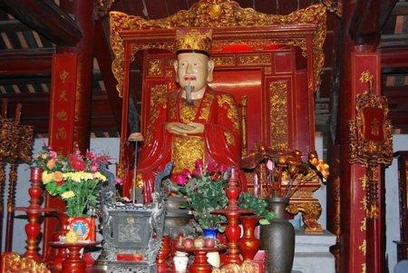 Vietnam: El Templo de la Literatura de Hanoi